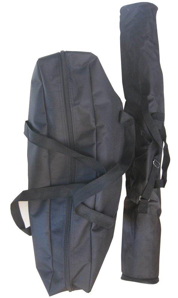 impression bache avec kakemono recto verso dans son sac