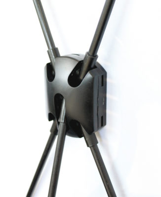 structure pour kakemono modulable