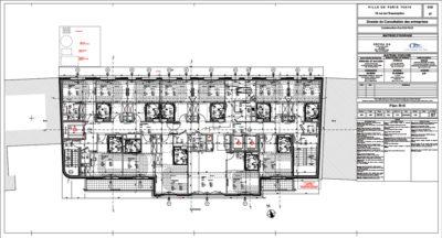 impression plan architecture